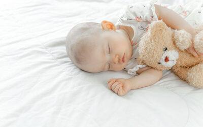 ¿Cuántas horas debe dormir tu bebé?