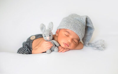 Cinco consejos para que tus bebés tengan higiene de sueño